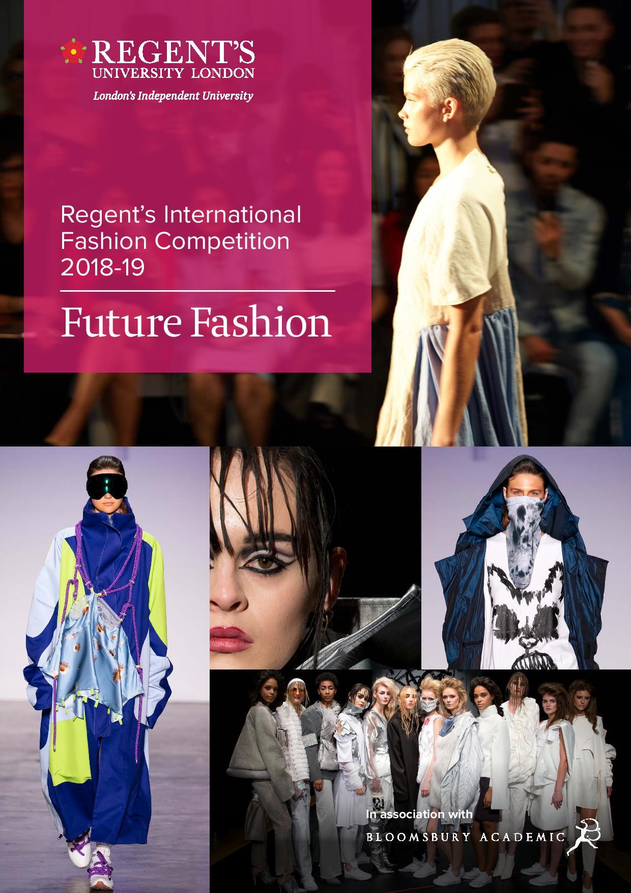 Fashion Competition 2018-19 – Future Design