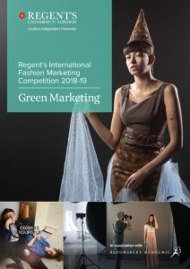 Fashion Competition 2018-19 Green Marketing