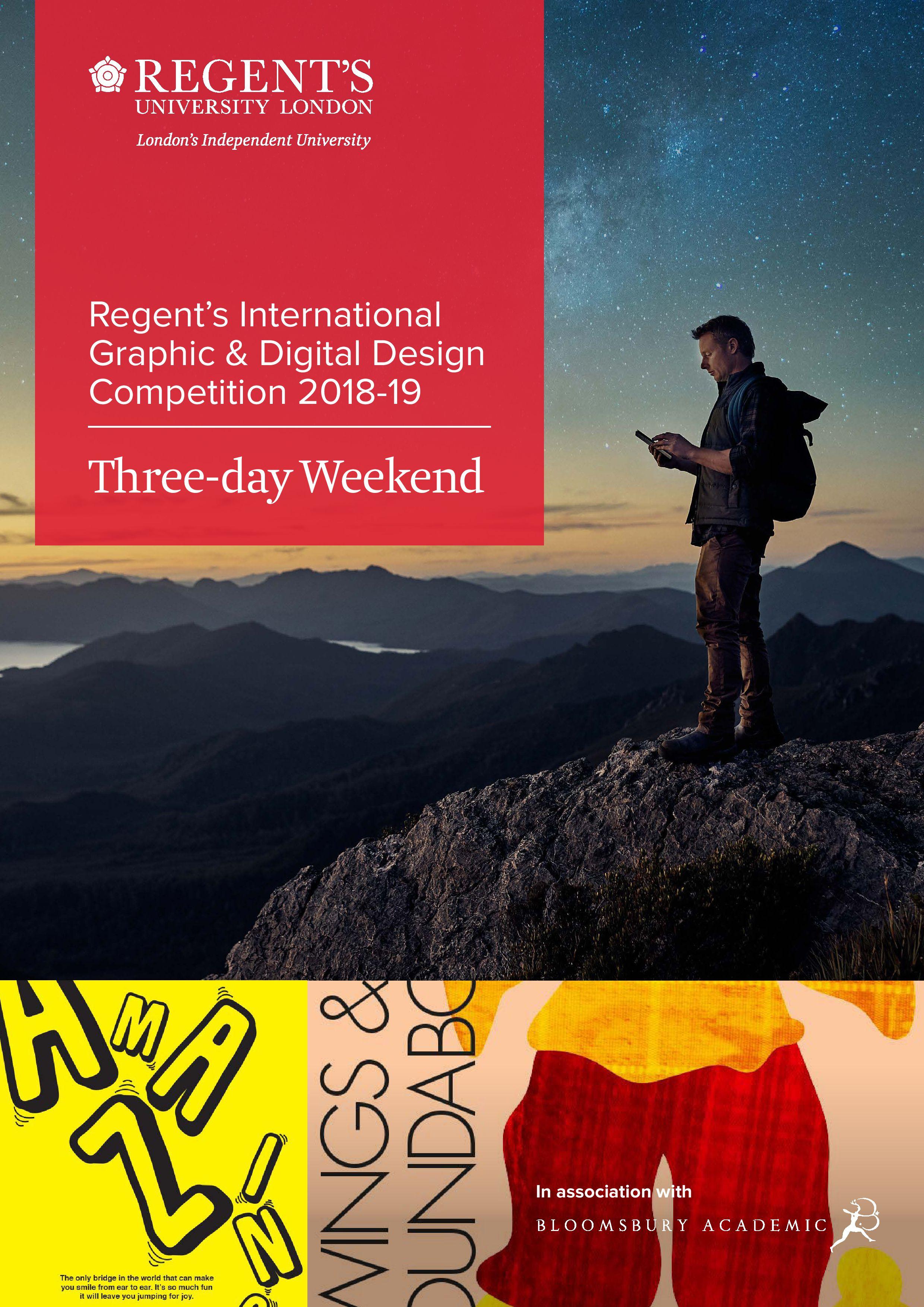 Graphic & Digital Design Competition 2018-19
